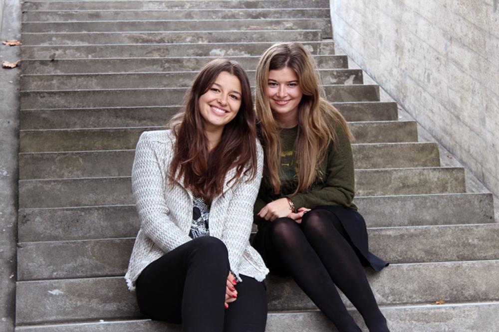 Elena und Ekaterina 2