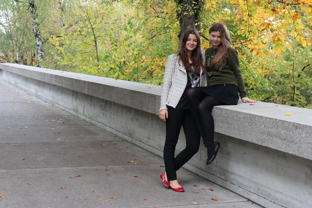 Elena und Ekaterina