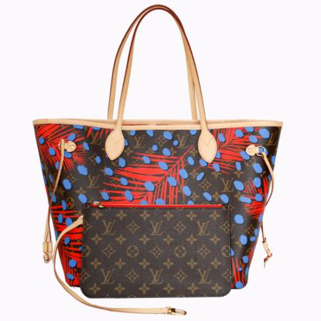 Louis Vuitton Neverfull Palm (1)